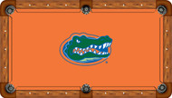 University of Florida Gators 7' Pool Table Felt