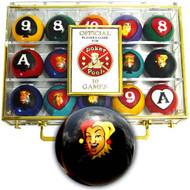 Crown Games Poker Pool Set