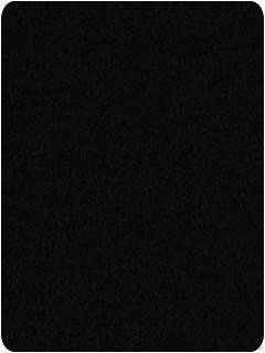 Invitational 8' Black Pool Table Felt
