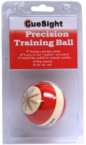 CueSight Precision Training Ball