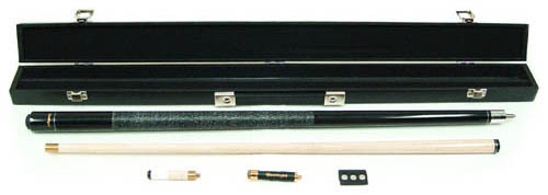 CueSight Laser-Sighted Cue, Case, Extras