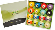 Cyclop Professional TV Tournament Pool Ball Set