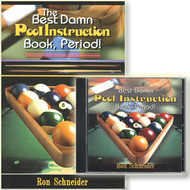 The Best Damn Pool Instruction Book, Period! Combo Pack