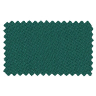 Strachan SuperPro 7' American Blue Green Pool Table Cloth