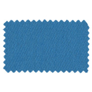 Strachan SuperPro 7' Electric Blue Pool Table Cloth