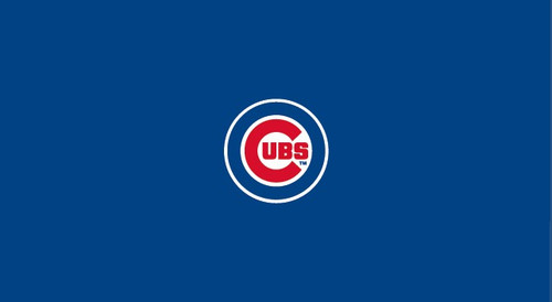 Chicago Cubs Pool Table Felt – 9 foot table