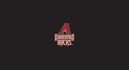 Arizona Diamondbacks Pool Table Felt – 9 foot table