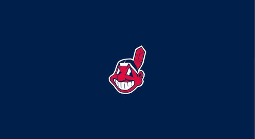 Cleveland Indians Pool Table Felt – 9 foot table