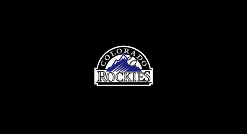 Colorado Rockies Pool Table Felt – 8 foot table