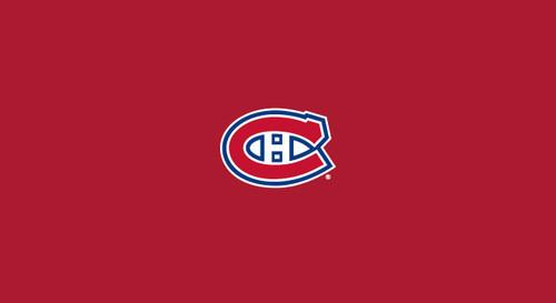 Montreal Canadiens Pool Table Felt – 9 foot table
