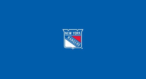 New York Rangers Pool Table Felt – 8 foot table