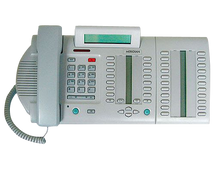 Nortel Meridian M3820 Telephone + CAPS