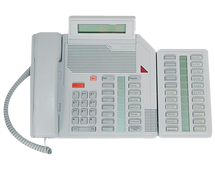 Nortel Meridian M2616D Telephone + CAPS