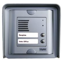 Kalika Ulydor PBX 2 Button Door Entry Phone
