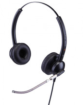 Eartec Office 509D Binaural Voice Tube Headset