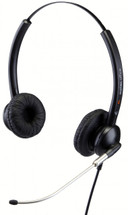 Eartec Office 512D Binaural Fixed Boom Headset