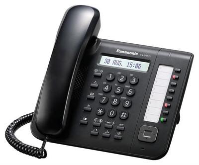 Panasonic KX-DT521 Telephone in Black