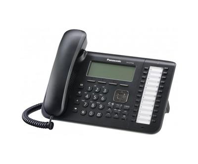 Panasonic KX-DT546 Telephone in Black