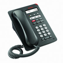 Avaya 1403 Digital Display Telephone (Side Image)