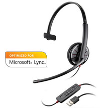 Plantronics Blackwire C310-M Single Ear Headset