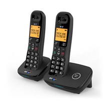 BT 1200 DECT Phone Callblocker - Twin