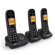 BT 1700 DECT Phone Callblocker - Trio