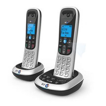 BT 2700 DECT Phone Callblocker - Twin