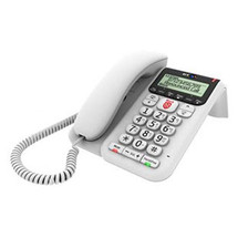 BT Decor 2600 Phone Callblocking - White