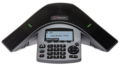 Polycom Soundstation IP5000 Front View