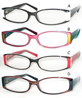 High Fashion Style Reading Glasses In Several Colors