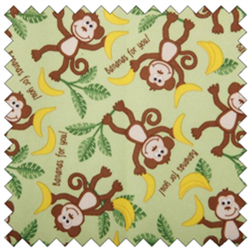 Monkey PUL - 1/2 yard