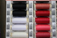Crimson #347 Polyester Thread - 100m