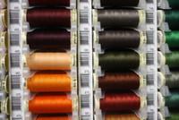 Orange #470 Polyester Thread - 100m