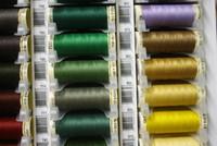 Dark Goldenrod #864 Polyester Thread - 100m