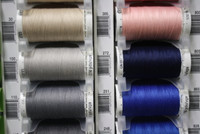 Silver #100 Polyester Thread - 250m