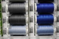 Cobalt Blue #251 Polyester Thread - 250m