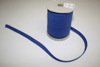 """Royal Blue Double fold Bias Tape 1/2"""" – Sold by the yard"""