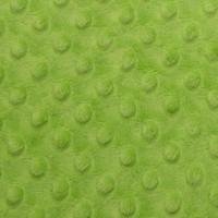 Jade Minky Dot - 1/2 yard