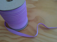 """Lilac Double fold Bias Tape 1/2"""" – Sold by the yard"""