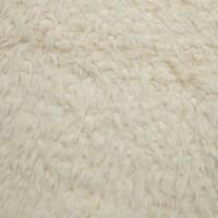 Llama Ivory Minky - 1/2 yard