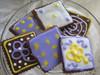 Mini Chocolate Sugar Cookies