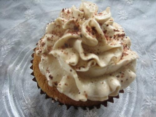 Chai Cupcakes with Brown Sugar Buttercream