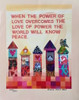 power of love  8x10 print