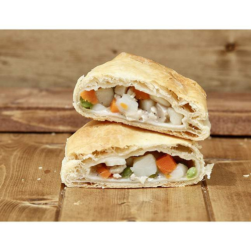 Ackroyd's Bakery Chicken Pasty