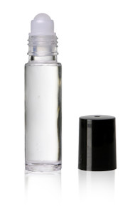 10ml, (1/3oz) Plain Roll on Bottles