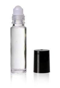 8 ml (1/4oz) Plain Roll on Bottles