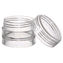 5 ml Plastic Lip Balm Jar
