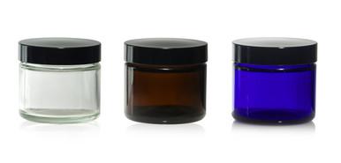 2 oz Glass Jars True Essence