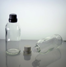 100ml Clear Euro Dropper
