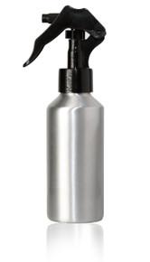 120ml (4 oz) Aluminum Bottles W/Mini Trigger Sprayer